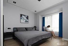 典雅110平现代四居卧室装修案例