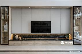 浪漫105平中式三居客厅美图客厅中式现代设计图片赏析