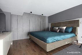 温馨32平现代小户型卧室效果图欣赏