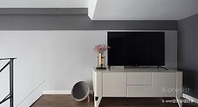 质朴22平现代小户型卧室效果图欣赏