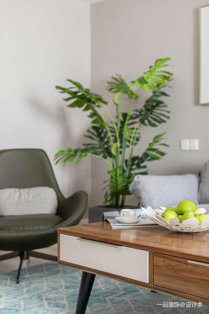 质朴113平欧式三居客厅实景图客厅欧式豪华客厅设计图片赏析
