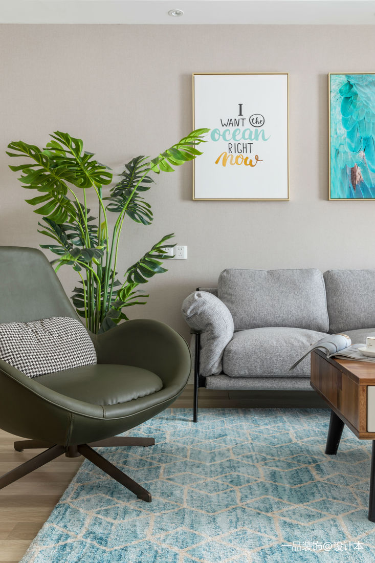 质朴96平欧式三居客厅装修美图客厅欧式豪华客厅设计图片赏析