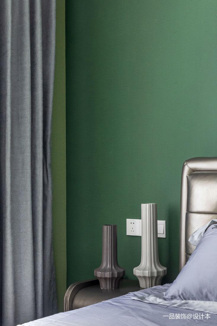 质朴110平欧式三居卧室装饰图片卧室欧式豪华卧室设计图片赏析