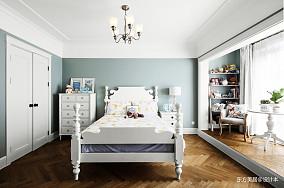 质朴916平美式别墅儿童房装修图别墅豪宅美式经典家装装修案例效果图