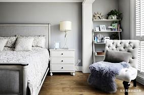 悠雅444平美式别墅卧室设计美图别墅豪宅美式经典家装装修案例效果图