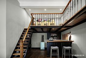 轻奢360平美式别墅休闲区装饰图片别墅豪宅美式经典家装装修案例效果图