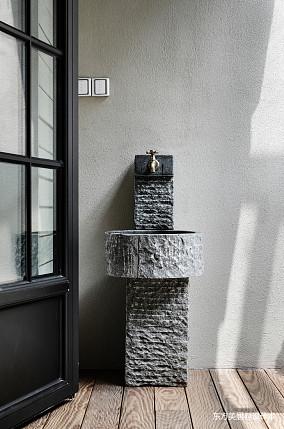华丽257平美式别墅效果图别墅豪宅美式经典家装装修案例效果图