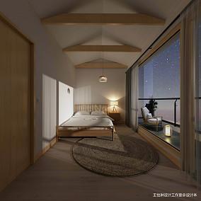 装修日式卧室