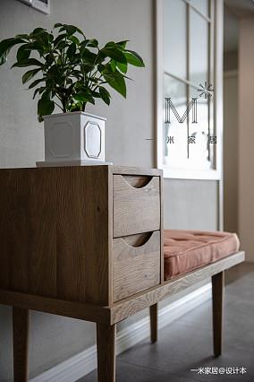 优雅71平美式二居客厅装潢图二居美式经典家装装修案例效果图
