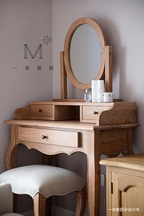浪漫72平美式二居客厅设计美图二居美式经典家装装修案例效果图
