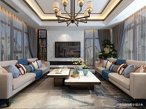 中式客厅家装