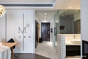 温馨56平现代二居实拍图二居现代简约家装装修案例效果图