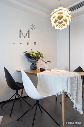 大气59平现代二居装修设计图二居现代简约家装装修案例效果图