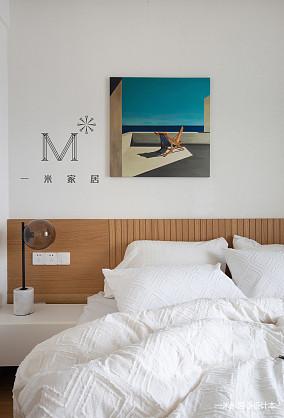 典雅83平现代二居装修美图二居现代简约家装装修案例效果图