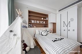 优美55平现代二居客厅装修图