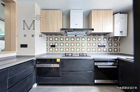 精致74平北欧二居客厅实景图片二居北欧极简家装装修案例效果图