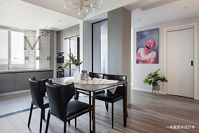 温馨60平简约二居客厅装潢图二居现代简约家装装修案例效果图