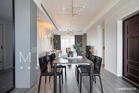 温馨85平简约二居客厅设计效果图二居现代简约家装装修案例效果图