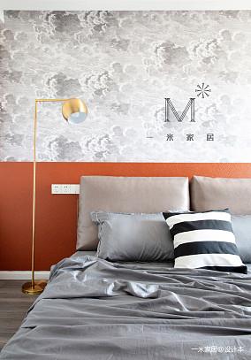 温馨81平简约二居客厅装修设计图家装装修案例效果图