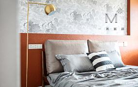 【一米家居】WOMANPOWER106m²现代简约家装装修案例效果图