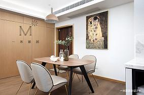 轻奢68平北欧二居设计美图二居北欧极简家装装修案例效果图