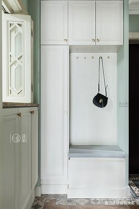 优美75平美式三居客厅设计美图