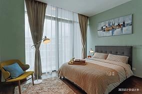 精美21平混搭小户型卧室效果图片大全