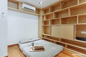 精致36平混搭小户型卧室设计图