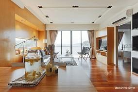 浪漫39平混搭小户型客厅实拍图一居潮流混搭家装装修案例效果图