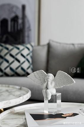 精致30平法式小户型客厅装饰图片一居欧式豪华家装装修案例效果图