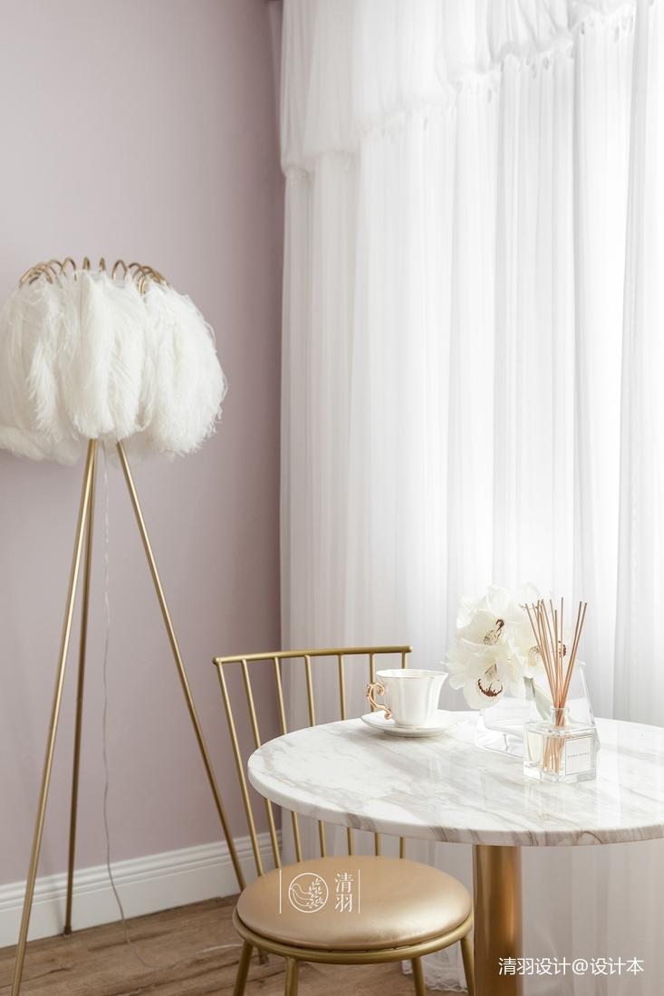 大气27平法式小户型儿童房装修设计图卧室欧式豪华卧室设计图片赏析