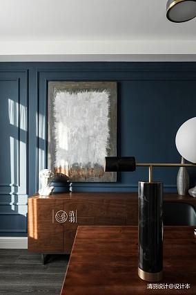 典雅35平法式小户型卧室装修美图一居欧式豪华家装装修案例效果图