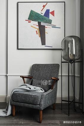 典雅30平法式小户型卧室装修图片一居欧式豪华家装装修案例效果图