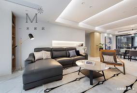 精致70平现代三居实景图片三居现代简约家装装修案例效果图