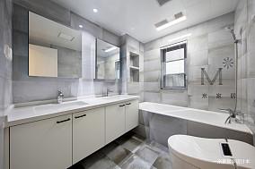 简洁84平现代三居客厅实景图片三居现代简约家装装修案例效果图