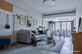 精致80平宜家三居客厅装修图