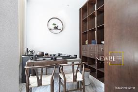温馨628平中式别墅美图别墅豪宅中式现代家装装修案例效果图