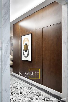 温馨300平中式别墅装修装饰图别墅豪宅中式现代家装装修案例效果图