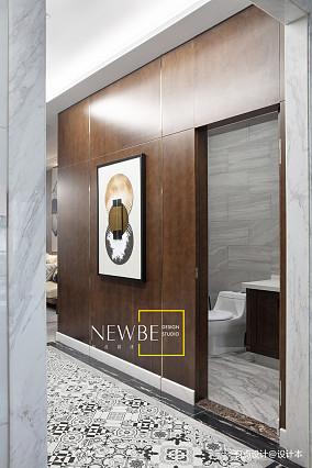 华丽947平中式别墅装饰图别墅豪宅中式现代家装装修案例效果图