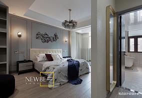 浪漫831平中式别墅装修装饰图别墅豪宅中式现代家装装修案例效果图