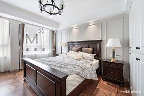华丽111平美式四居装修图片四居及以上美式经典家装装修案例效果图