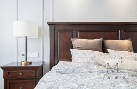 质朴92平美式四居装修图片