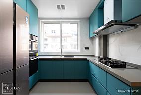 201998平简约三居厨房设计美图