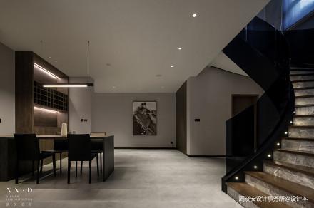 精美256平现代别墅装饰图片