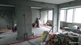 特立独行的喜好~混搭一套特立独行的家~81-100m²一居潮流混搭家装装修案例效果图