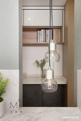 轻奢72平现代二居客厅案例图二居现代简约家装装修案例效果图