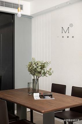 温馨73平现代二居设计美图二居现代简约家装装修案例效果图