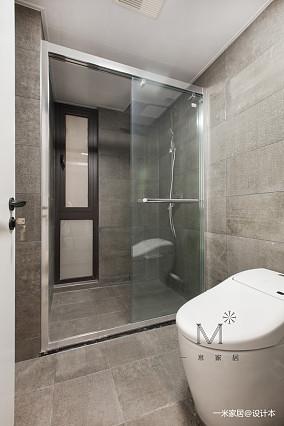 质朴73平现代二居客厅装修效果图二居现代简约家装装修案例效果图