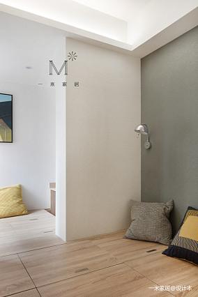 简洁88平现代二居实景图片二居现代简约家装装修案例效果图