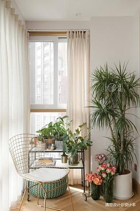 典雅108平混搭四居客厅设计效果图